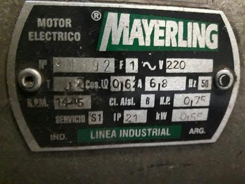cinta de correr mayerling