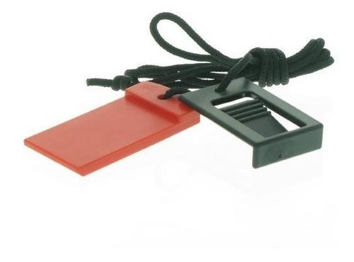 cinta de correr medico llave de seguridad de 1 para cintas d