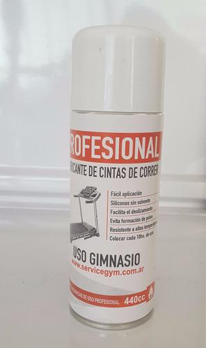 cinta de correr silicona aerosol lubricante 2 uni servicegym