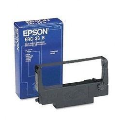 cinta de impresora matriz epson erc-38b oem negro