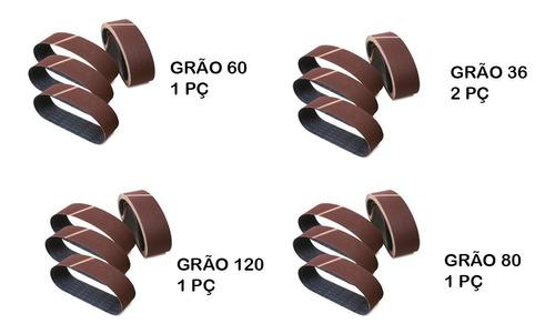 cinta de lixa 533 x 75 lixadeira de cinta einhell rt-bs 75