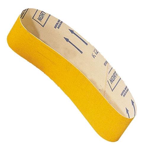 cinta de lixa 533x75 - grão 40 - para lixadeira - norton