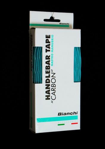 cinta de manillar bianchi carbon