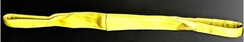 cinta de movimentação amarela 90mm até 6t (1 peças)