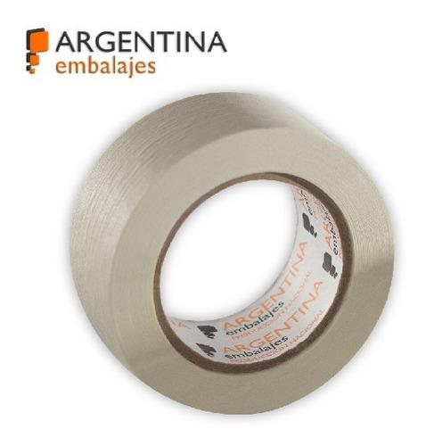 cinta de papel masking 48x50 pintor enmascarar x rollo