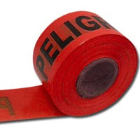 cinta de prevencion