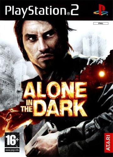 cinta de ps 2  alone in the dark