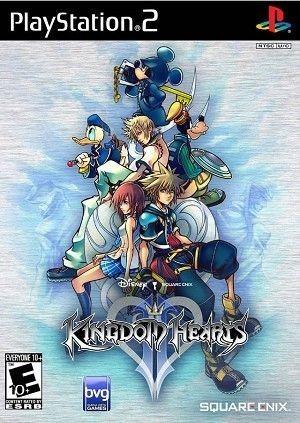 cinta de ps 2  kingdom hearis square enix