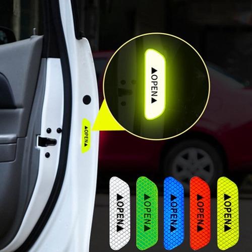 cinta de seguridad para puerta del auto cinta reflectiva
