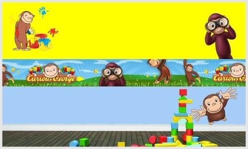 cinta decorativa infantil, cenefas personalizadas