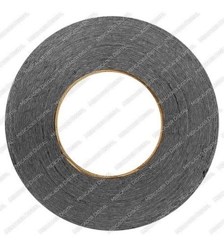 cinta doble cara 50 metros x 1mm adhesiva celulares + envío