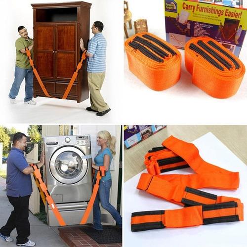 cinta elevacao transporte cargas geladeira moveis fogao muda