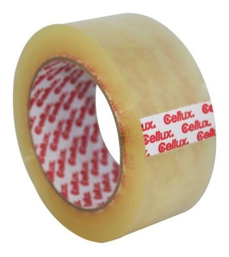 cinta empaque transparente 48mm*100mts 3m