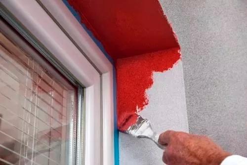 cinta enmascarar exterior pintor pegar 38mm x 50mtros tesa