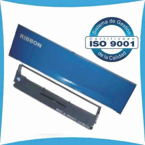 cinta epson compatible s015329 para fx-890 fx890 lq590k mf