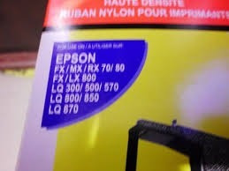 cinta epson  generica fx / lx 800 lx 300 lq 300  fx 80