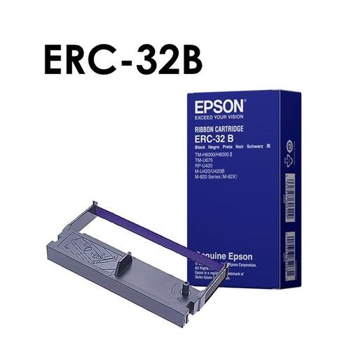 cinta epson tm-675/6000 black  erc-32b
