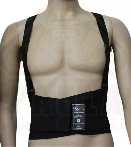 cinta ergonômica academia exercícios físicos carregador peso