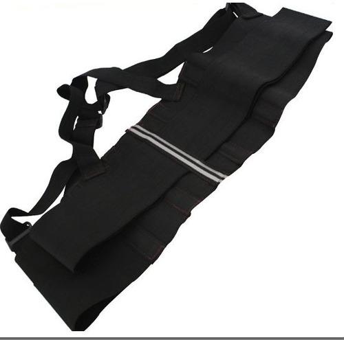 cinta ergonômica reforçada para proteção da coluna vicsa