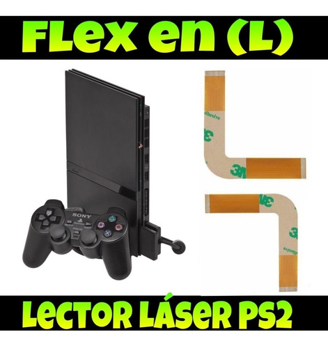 cinta flex lente play station 2 para 7000x / nuevo