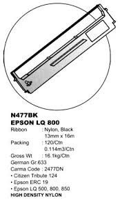 cinta fullmark 633 impresoras epson (ver compatibilidad) ccs