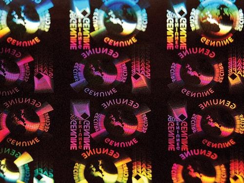 cinta holograma barniz evolis genuine globe 400imp rva022naa