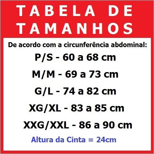 935128a75 Cinta Hot Modeladora Queima Gordura Neoprene Abdominal Hot - R  59 ...