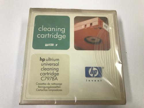 cinta hp lto ultrium cleaning c7978a original