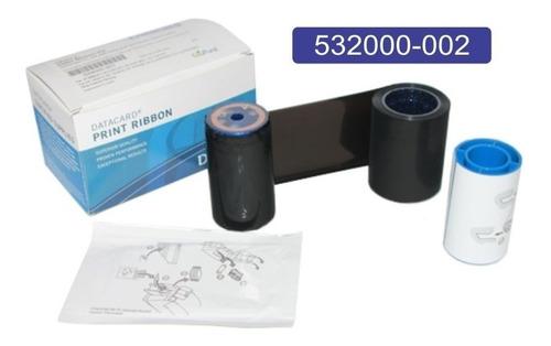 cinta impresoras datacard sp/sd kt 532000-002 original