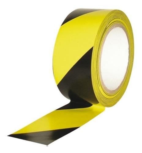 cinta industrial amarillo-negro demarcacion areas precaucion
