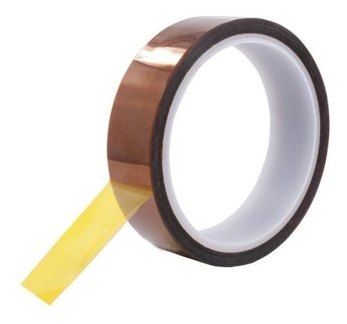 cinta kapton 20mm alta temperatura impresora 3d sublimacion reballing