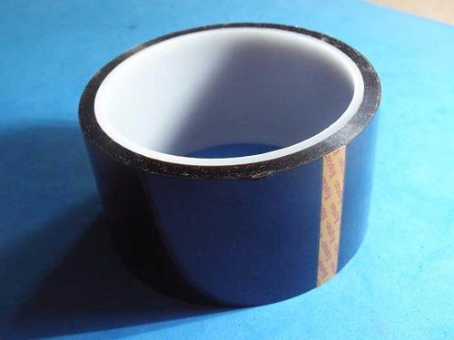 cinta kapton gruesa 5.5 cms x33 metros reballing sublimacion