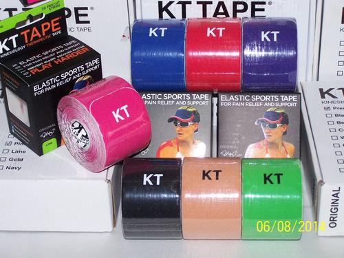 cinta kinesiologica k t-para prevenir y tratar lesiones