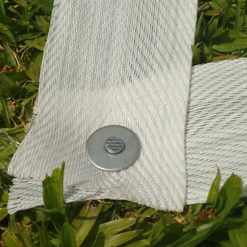 cinta linea demarcacion 100m canchas futbol rugby + fijacion - resistente agua y sol - hay stock