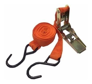 cinta linga amarre con malacate 2,5cmx5m cuatri moto crique