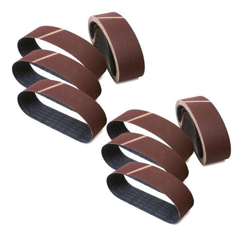 cinta lixa p/ lixadeira stanley 533 x 75 c/ 30un deerfos