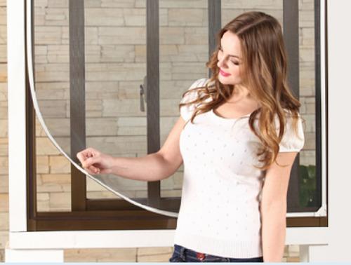 cinta magnética adhesiva para mosquitero 2.5mtrs