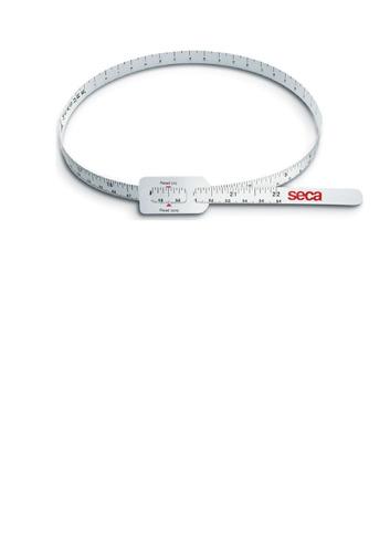 cinta medir circunferencia cabeza de niños  marca seca 212
