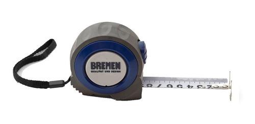 cinta metrica 3 mt auto frenante fleje 19mm iman bremen 6903