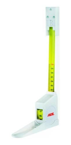 cinta métrica tallimetro con montaje de pared ade mz10017