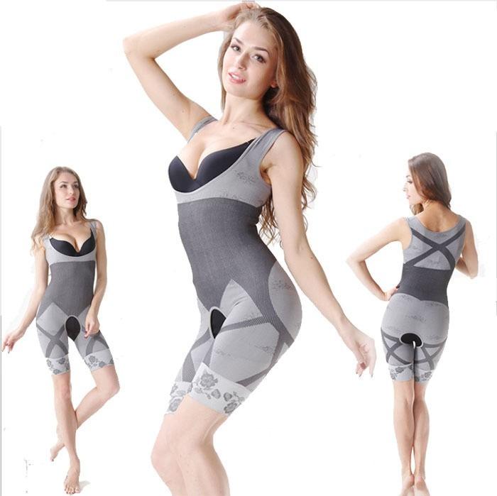 4cc2e5547293ca Cinta Modeladora Bambu Feminina Fibra Discreta Original
