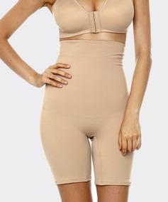 7109d910b6384a Cinta Modeladora Bermuda Feminina Trifil Cintura Alta