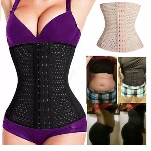 cinta modeladora, corset, corselet, espartilho, barato!