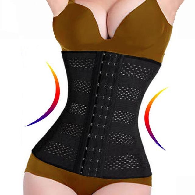 6a831471d Cinta Modeladora Feminina Afina Cintura Promoção Pós Parto - R  59 ...