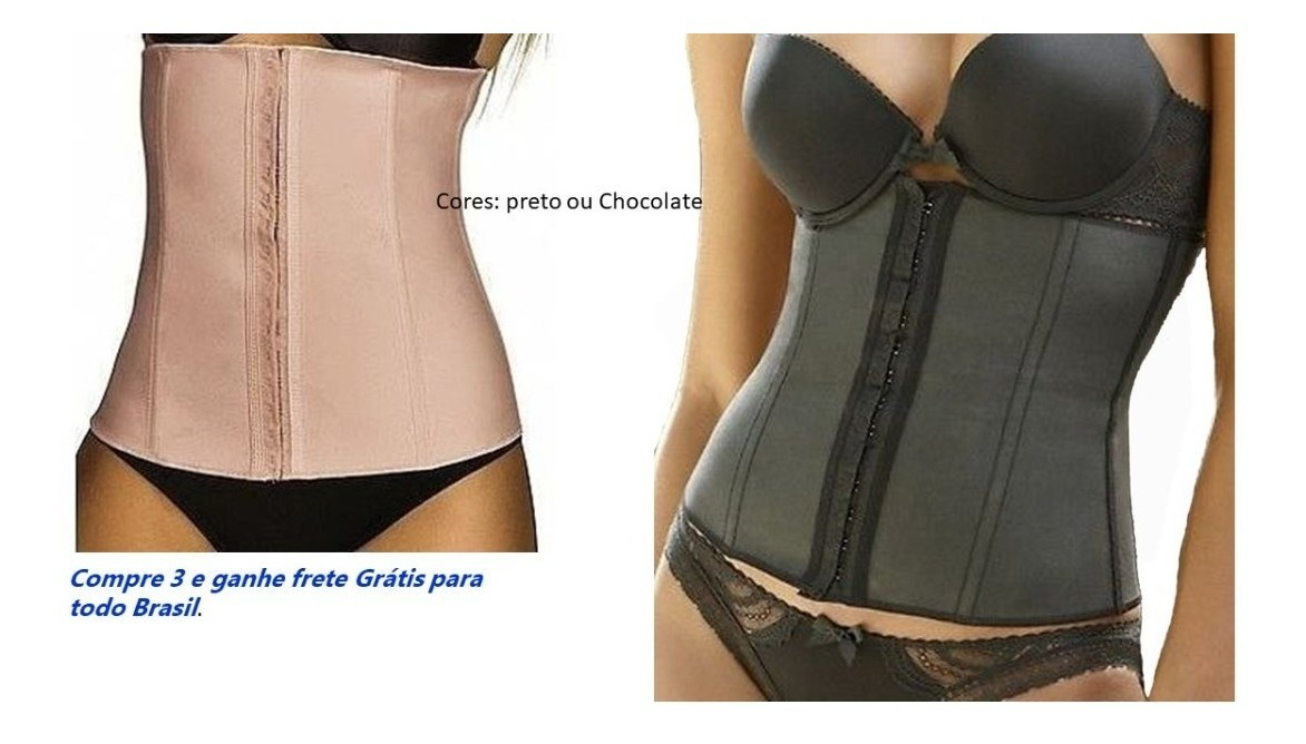 d48041fc95e4cc Cinta Modeladora Feminina Princesa Catarina Emborrachada