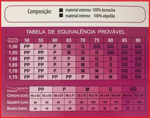 cinta modeladora feminina redutora emborrachada latex ci02