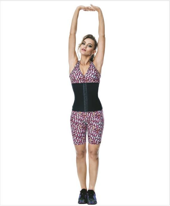 11d7199b0 Cinta Modeladora Fitness Yoga 3218 Grife Yoga Original - R  279