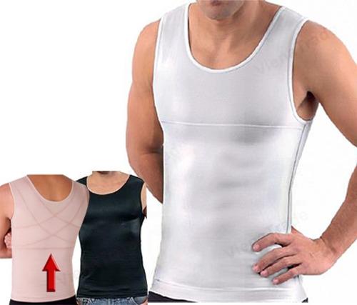cinta modeladora masculina slim - colete- redutor e postural