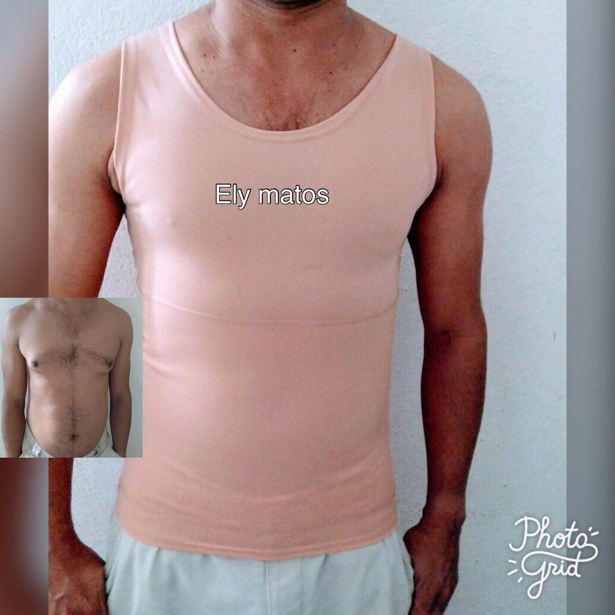 cinta modeladora masculina slim - colete redutor e postural. Carregando zoom . e3cff6efd2af6