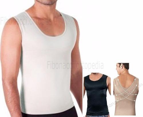 cinta modeladora masculina slim com reforços